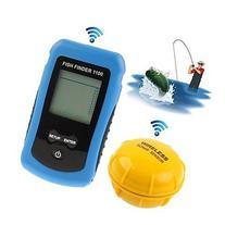 NEW Wireless Portable Fish Finder Depth Sonar Sounder Alarm