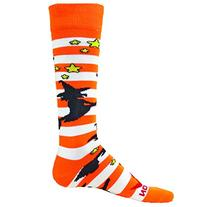 Red Lion Witches Halloween Athletic American Made Socks