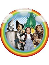 Wizard of Oz Large Paper Plates  sc 1 st  Stationery - Searchub & Hallmark Wizard Oz Paper Plates | Searchub