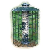 WoodLink WLC6S Caged Mixed Seed Tube Feeder