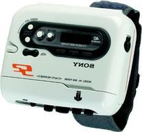 Sony WM-FS566 S2 Sports Walkman Digital Tuning Radio/TV/