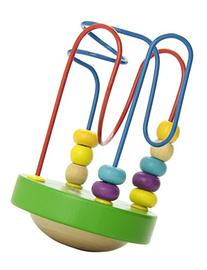 Manhattan Toy Wobble-A-Round Beads, Green