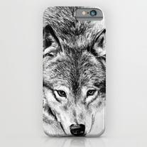 Wolf iPhone 6s Case