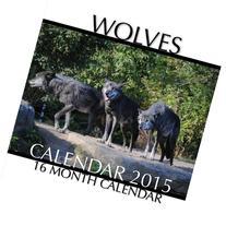 Wolves Calendar 2015: 16 Month Calendar