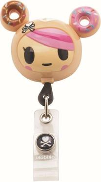 Koi Women's Tokidoki By Retractable ID Badge Reel, Tokidoki