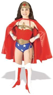 Wonder Woman Deluxe - Child Small Costume