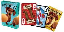 Wonderful Wieners Playing Cards