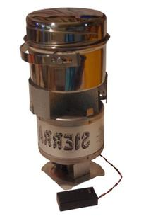 Sierra Stove wood burning backpacking/camp stove with