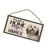 Imagine This Wood Sign for Havanese Dog Breeds