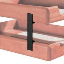 ROL23386 - Rolodex Wood Tones Letter/Legal Desk Tray