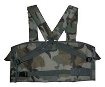 Woodland Camouflage 7-Pouch Chest Rig
