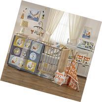 Lolli Living Woods 4-Piece Crib Bedding Set - Colorful
