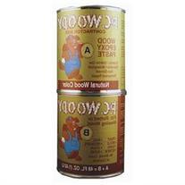 Protective Coating 163337 12 Oz Woody Wood Epoxy Paste