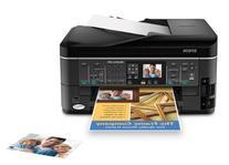 Epson WorkForce 630 Wireless All-in-One Color Inkjet Printer