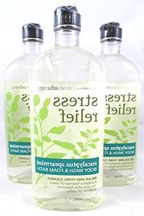Bath & Body Works Aromatherapy Body Wash & Foam Bath
