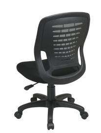 Office Star WorkSmart Task Chair with Screen Back and