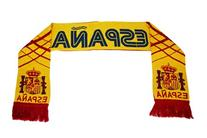 World Cup Soccer Spain Scarf