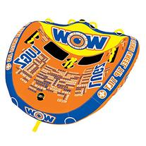WOW World of Watersports, 13-1040, Lugz 2 Towable, 3 Tow