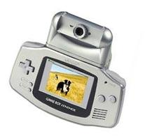 WormCam - Game Boy Advance
