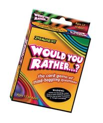 Would You Rather Classic Card Game