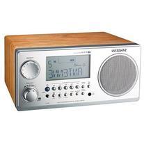 Sangean WR-2 FM-RBDS AMWooden Cabinet Digital Tuning
