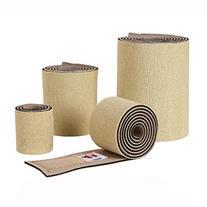 """Core Wrap Size: 2.5"""" H x 18"""" W"""