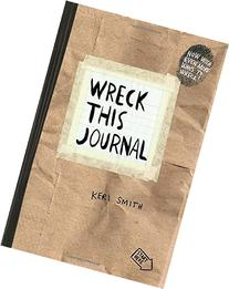 Wreck This Journal  Expanded Ed