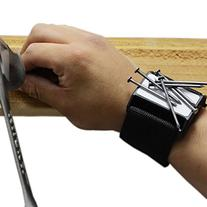 CMS Magnetics Magnetic Wrist Tool Band for Steel Hardware