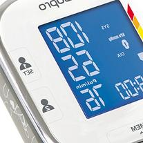 MeasuPro Portable Automatic Wrist Blood Pressure Monitor