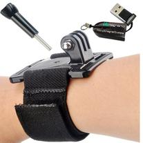ChargerCity Wrist Strap Band Mount For Gopro Hero 2 Hero3