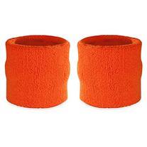 Suddora Wrist Sweatbands Also Available in Neon Colors -