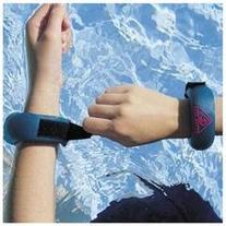 Water Gear Water Wrist Weights 1LB/pair
