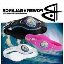 Power Balance Wristband Balance Bracelet 100% Surgical Grade