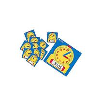 LEARNING RESOURCES WRITE-ON/WIPE-OFF CLOCKS CLASS SET