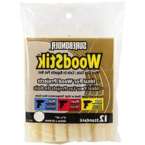 Surebonder WS-12 All-Temp Wood Glue Sticks, 4-Inch