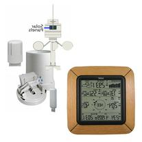 La Crosse Technology WS-2811OAK-IT Professional Weather