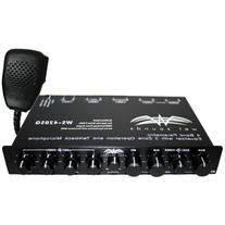 Wet Sounds WS-420 SQ - 4 Band Parametric Equalizer with 3
