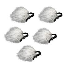 Movo WS10n Universal Furry Outdoor Microphone Windscreen