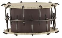 Pearl WST20FP Field Percussion Shime Taiko