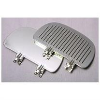Gary Fong WT-CHROME-R Silver Flaps for Whaletail Reporter -