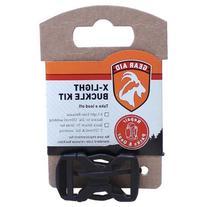 "Gear Aid X-Light Tri-Glide 3/4"" Buckle Kit"