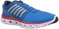 K-Swiss Men's X Lite Lightweight Training Shoe, Methyl Blue/