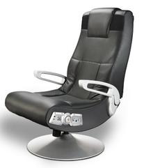 Ace Bayou X Rocker 5127401 Pedestal Video Gaming Chair,