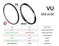 Breakthrough Photography 77mm X1 UV, Mrc4, Ultra Slim,