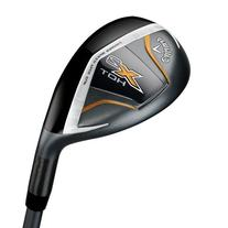 Men's X2 Hot Hybrid, Right Hand, Graphite, Stiff, 19