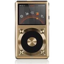 FiiO X3-II High Resolution Lossless Music Player - Gold