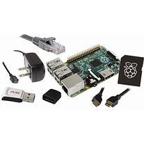 Raspberry Pi XBMC Home Theater Kit with Model B, Power