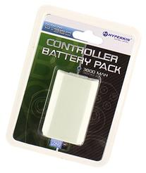 Xbox 360 Hyperkin Rechargeable Battery Pack - White