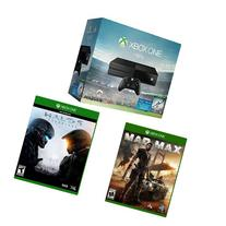 Xbox One 1TB Console - Madden NFL 16 Bundle + Halo 5: