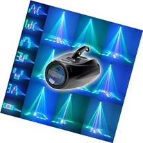TSSS RGBW Pattern Stage Light 64Leds Auto and Voice-